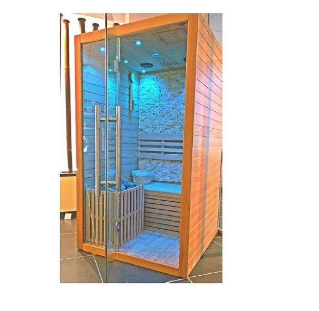 Sauna 2 posti