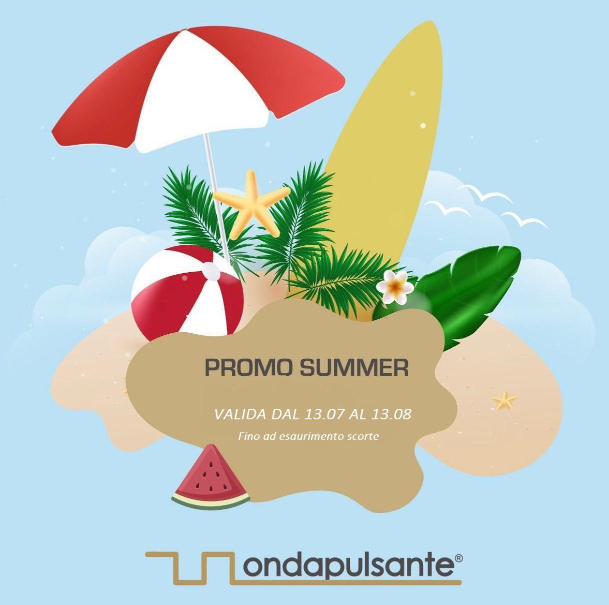 Promo summer ondapulsante
